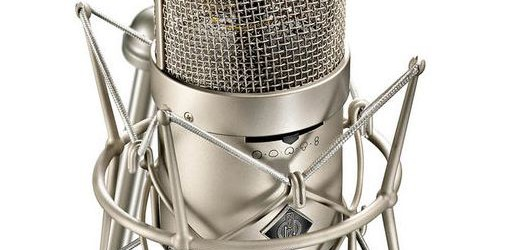 Neumann M 149 Tube Test
